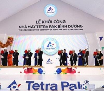 Nhà Máy Tetra Pak - Bình Dương